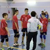 U13 3x3 Red - Silvolley Tosatto